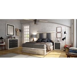 Dormitorio- Azor Jordan/Composición 201