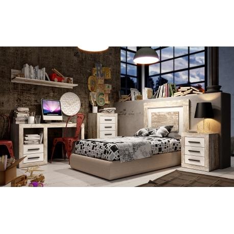 Dormitorio- Azor Jordan/Composición 237