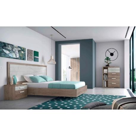 Dormitorio- Salcedo Dos.3/Composición D306 A