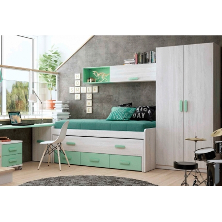 Dormitorio- Azor Lider/Composición 1