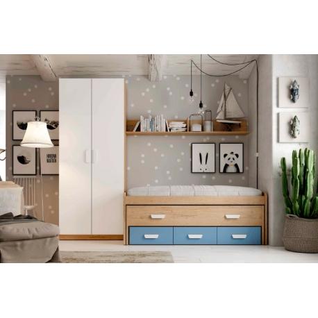 Dormitorio- Azor Lider/Composición 6