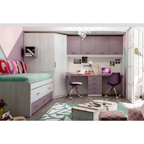 Dormitorio- Azor Lider/Composición 8
