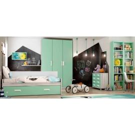 Dormitorio- Azor Lider/Composición 9