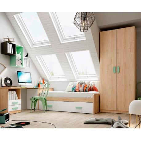 Dormitorio- Azor Lider/Composición 14